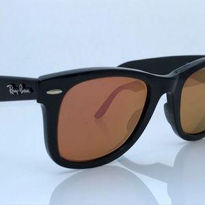 Ray-Ban Sunglasses Frame Wayfarer Hand made Italy